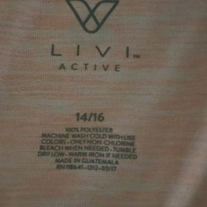Lane Bryant Tops - Livi Active Wick workout shirt